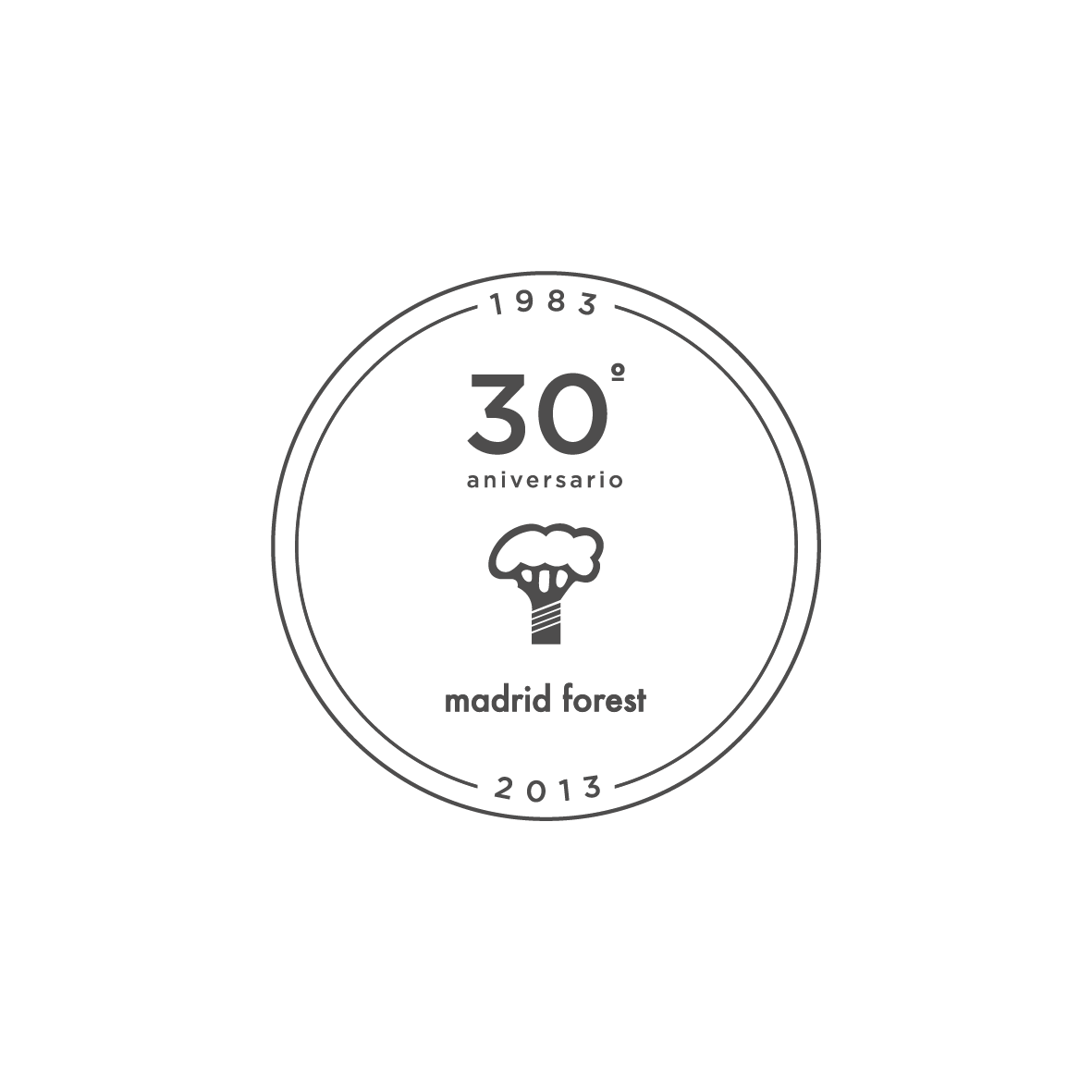30aniversariomadridforest madrid forest madera corcho - Madrid forest ...