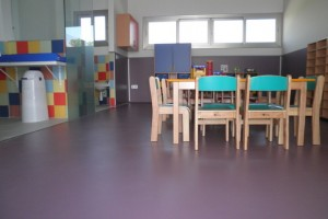 pavimentos para guarderías Madrid Forest